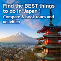 Find the BEST things to do in Japan ! Compare & Book Tours and Activities